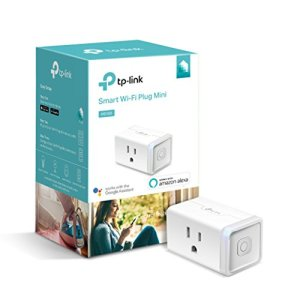 Kasa Smart Plug by TP-Link, Smart Home WiFi Outlet works with Alexa, Echo,Google Home & IFTTT,No Hub Required, Remote… 10
