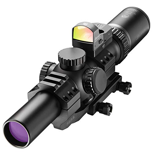 Burris 200437-FF MTAC 1-4x24 Scope with Fastfire...