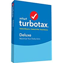 Save on TurboTax Deluxe + State 2017