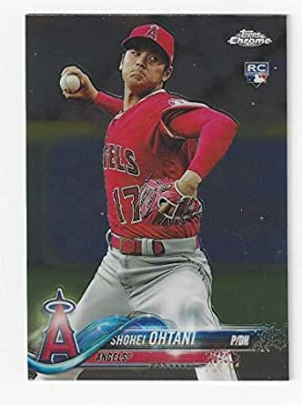 Amazon.com: Shohei Ohtani Rookie Card Collectible Baseball ...