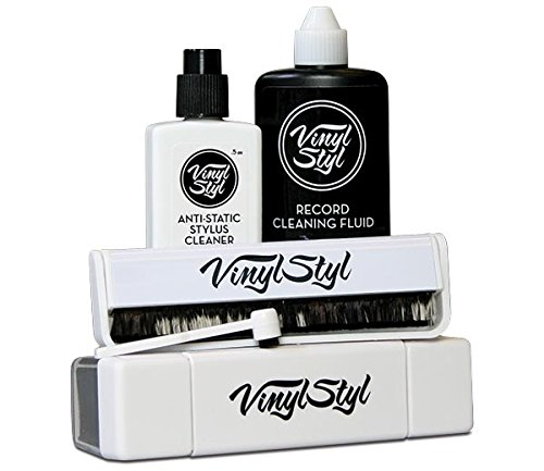 Vinyl Styl Ultimate Vinyl Record Cleaning Care Kit