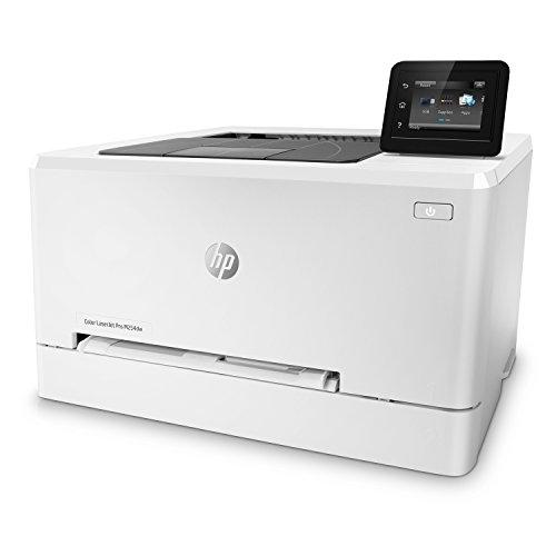 HP LaserJet Pro M254dw Wireless Color Laser Printer, Amazon Dash Replenishment ready (T6B60A)