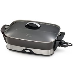 Presto 16-in Electric Foldaway Skillet
