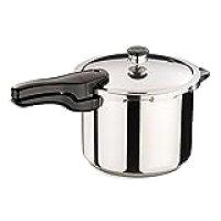 Presto 01362 6-Quart Stainless Steel Pressure Cooker