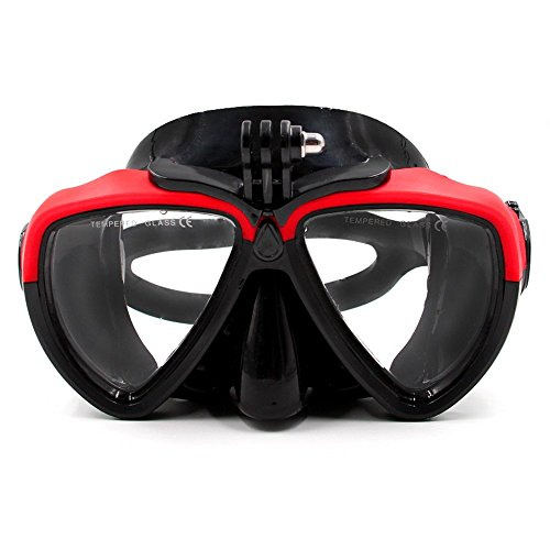 TELESIN Silicone Diving Mask