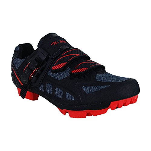 Zol Predator Plus MTB Mountain Bike and Indoor Cycling Shoes 39