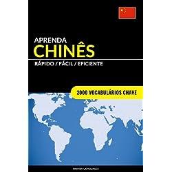 Aprenda Chines - Rapido / Facil / Eficiente: 2000 Vocabularios Chave