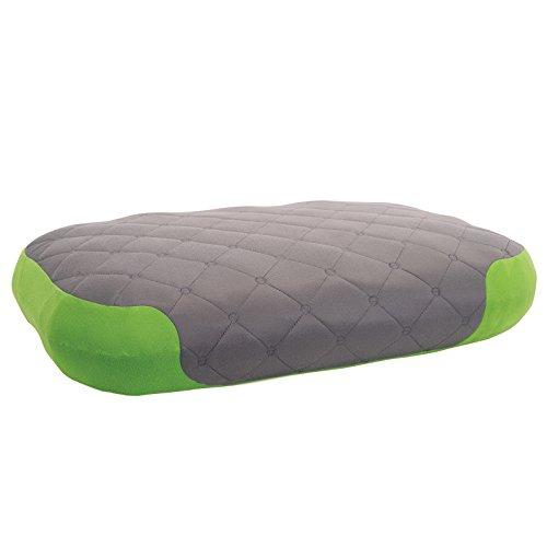 Sea to Summit Aeros Premium Deluxe Pillow (Regular/Green) (Discontinued)