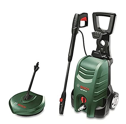 Bosch Aqt 35 12 Plus 1500 Watt Home And Car Washer Green