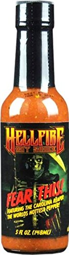 Hellfire's Fear This! Hot Sauce