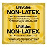 Ansell 7800 Condoms, Non-Latex (Pack of 1000)