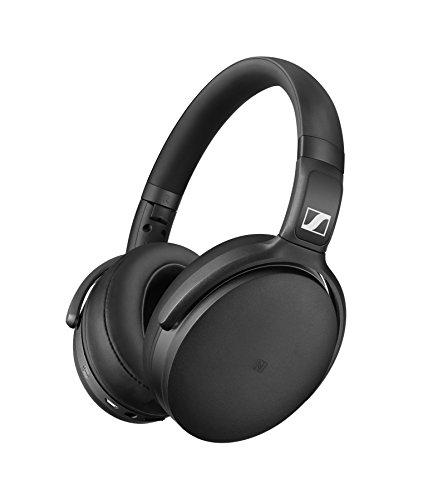 Sennheiser HD 4.50 Auriculares inalámbricos Bluetooth, con cancelación de ruido activa, Negro...