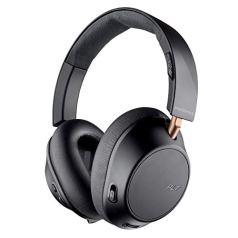 Plantronics BackBeat Go 810 211820-99 Headphones with Mic (Graphite)
