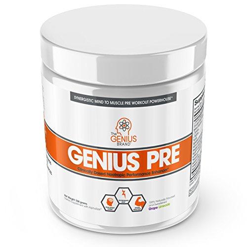 Genius Pre Workout
