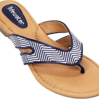 9f2620ddb Tidewater Sandals Women s Neptune Navy