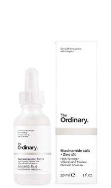 Amazon.com: The Ordinary Niacinamide 10% + Zinc 1% 30ml: Beauty