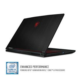 MSI-GF63-Thin-8SC-030-156-Gaming-Laptop-Thin-Bezel-Intel-Core-i5-8300H-NVIDIA-GeForce-GTX1650-8GB-256GB-NVMe-NVMe-SSD