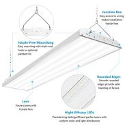 CINOTON-4FT-Linear-LED-High-Bay-Light-LED-Shop-Light-Fixture-321W-41730lm-1-10V-Dimmable-5000K-800-1000W-Fluorescent-EquivMotion-Sensor-Optional-Indoor-Commercial-Warehouse-Area-Light