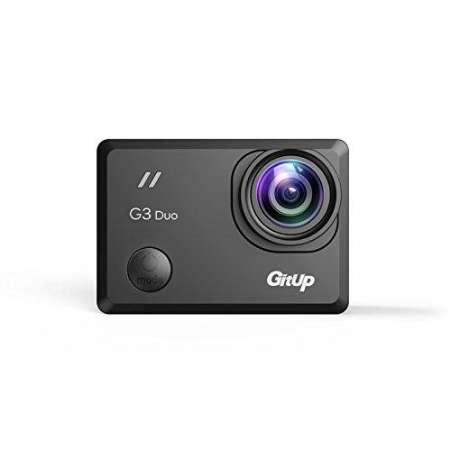 GitUP G3Duo 2K–Cámara de acción con wifi–Pro Pack