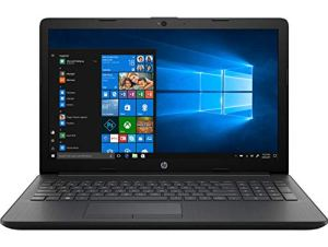 HP 15 Intel Core i5 (8GB DDR4/1TB HDD/Win 10/MS Office/Integrated Graphics/2.04 kg), Full HD Laptop (15.6-inch, Sparkling Black) 15q-ds0029TU