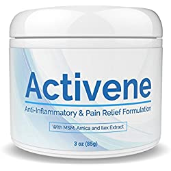 Arnica Gel Cream with Menthol and MSM. Pain Relief for Joint, Tendon and Muscle Pains. Chosen by sufferers of Rheumatoid Arthritis, Fibromyalgia, Plantar Fasciitis, Knee Shoulder Neck, Lower Back Ache