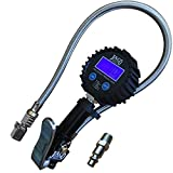 JACO FlowPro Digital Tire Inflator Gauge - 200 PSI