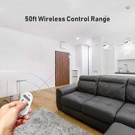 BIBENE-Door-Alarm-System-Home-Security-DIY-Kit-4-Zones-130dB-2-in-1-Host-Expandable-40-Door-Window-Motion-Sensors-Password-Required-Burglar-Alert-Security-System-One-Button-Remote-2019-Version