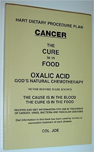 Cancer The Cure Is In The Food