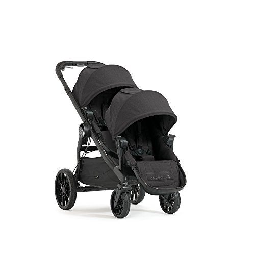 Baby Jogger City Select Double Stroller, Granite