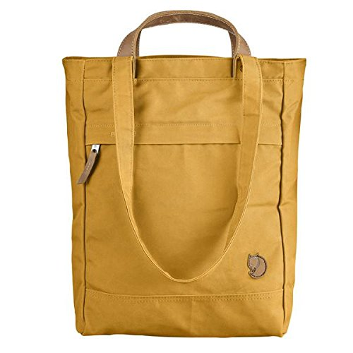 Fjallraven - Totepack No. 1 Small Shoulder Bag and Backpack for Everyday Use, Dandelion