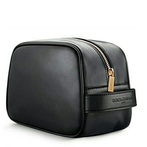 "41v8PTUAQPL Material: Faux Leather Color: Black Size: 9""l x 2""w x 4""h"