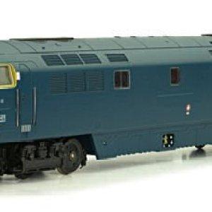 Dapol 4D-003-004D Class 52 D1058 Western Nobleman BR Blue FYE (DCC-Fitted) 41v9dqMqHzL