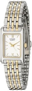 Citizen Women's Quartz Stainless Steel Watch, EJ5854-56A