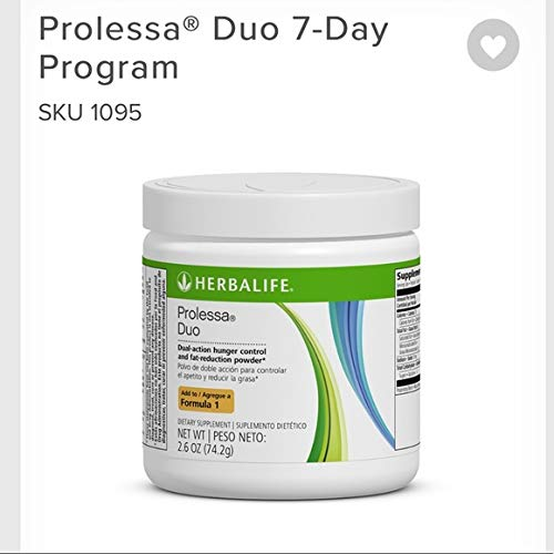 Prolessa Duo 7-Day Program
