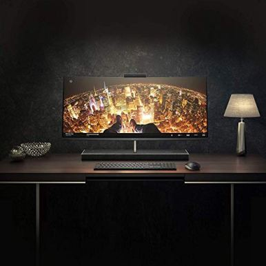 HP-Envy-34-inch-Curved-All-in-One-Computer-with-Amazon-Alexa-Intel-Core-i7-8700T-NVIDIA-GeForce-GTX-1050-16-GB-RAM-2-TB-Hard-Drive-256-GB-SSD-Windows-10-34-b110-Silver-3LB85AAABA