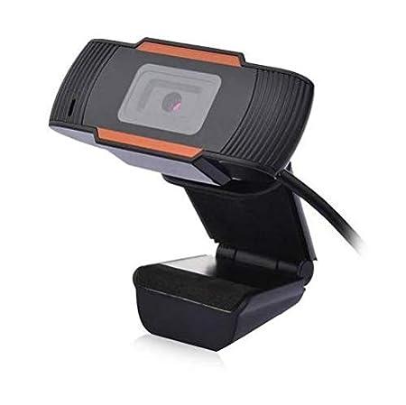 Toqon HD Webcam with Microphone, Auto Focus 1280x720 Web Camera for Video Calling Conferencing Recording, PC Laptop Desktop USB Webcams