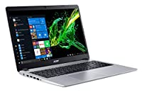 "Acer Aspire 5 A515-43-R19L comes with these high level specs: AMD Ryzen 3 3200U Dual-Core Processor 2.6GHz with Precision Boost up to 3.5GHz (Up to 4MB L3 Cache), Windows 10 in S mode, 15.6"" Full HD (1920 x 1080) widescreen LED-backlit IPS Display, A..."