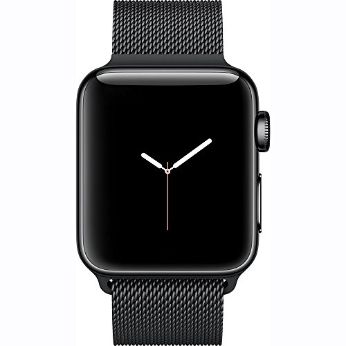 """41vNzRrHbML Stainless Chassis, Sapphire Crystal 1.3"""" 272 x 340 1000-Nit Display Activity and Heart Rate Monitoring"""
