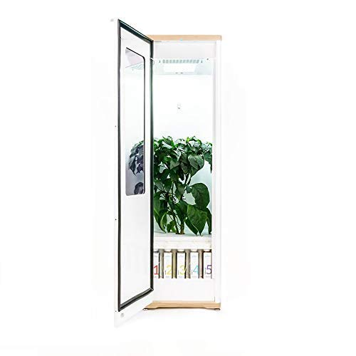 Grobo Premium Automated Grow Box - Hydroponics Growing System - Ships Fully Assembled - Smartphone Controlled