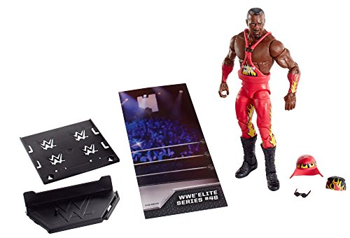 WWE Elite Collection Stevie Ray Action Figure