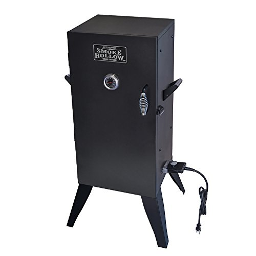 Smoke Hollow 30162E 30-Inch Electric Smoker with Adjustable Temperature Control