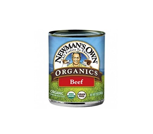 Newman's Own Organic Dog Food