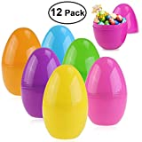 Unomor 51AELK-B Cakie, Jumbo Plastic Easter Egg