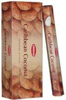 Krishan - Incienso de nuez de coco (caja entera, 120 varillas)