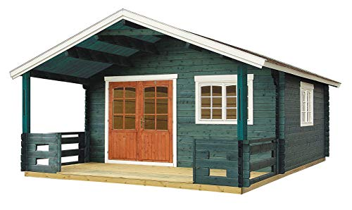 Allwood Dreamcatcher   205 SQF Cabin Kit