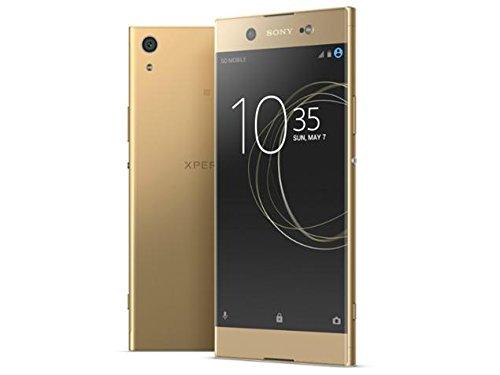 Sony Xperia XA1 Ultra G3226 4GB RAM / 64GB ROM 6-Inch 23 MP 4G LTE Dual SIM FACTORY UNLOCKED - International Stock No Warranty (GOLD)