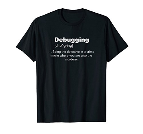 Funny Computer Science Major Student Programming T-shirt