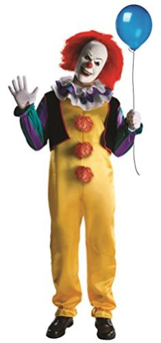 Faerynicethings-Adult-Size-IT-The-Movie-Pennywise-Clown-Costume-3-Sizes