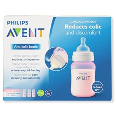 Philips AVENT Anti-Colic 3 Piece Bottle