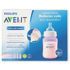 Philips AVENT Anti-Colic 3 Piece Bottle
